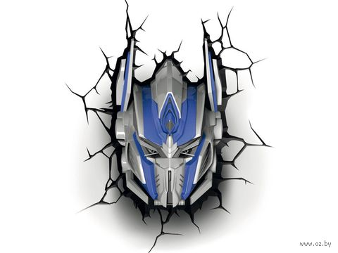Декоративный светильник - Transformers. Optimus Prime