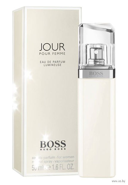 "Парфюмерная вода для женщин Hugo Boss ""Jour Pour Femme Lumineuse"" (50 мл)"