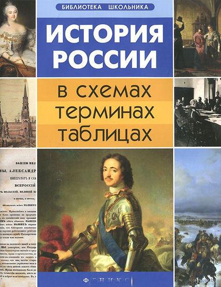 История России в схемах,