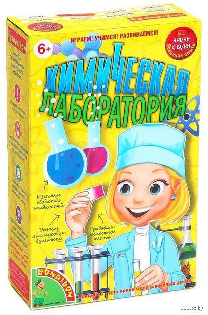 """Набор для опытов """"Химическая лаборатория"""" — фото, картинка"""