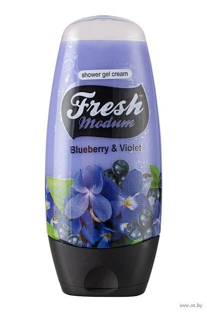 "Крем-гель для душа ""Blueberry + Violet"" (250 мл)"