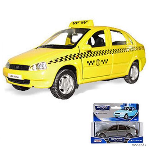"""Модель машины """"LADA Kalina. Такси"""""""