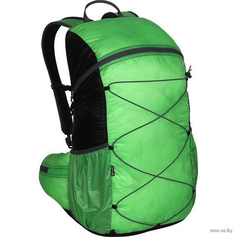 "Рюкзак ""Easy Pack Si"" (25 л; чёрно-зелёный) — фото, картинка"