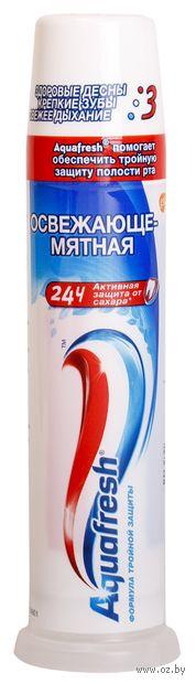 """Зубная паста """"Освежающе-мятная"""" (100 мл) — фото, картинка"""