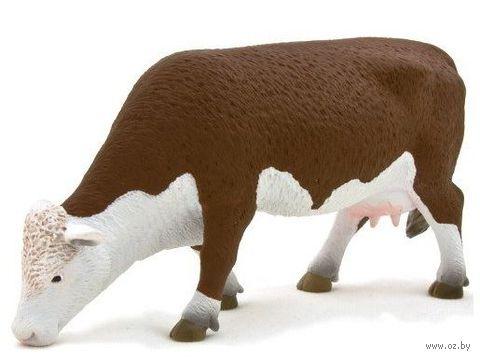 "Фигурка ""Animal Planet: Герефордская корова"""