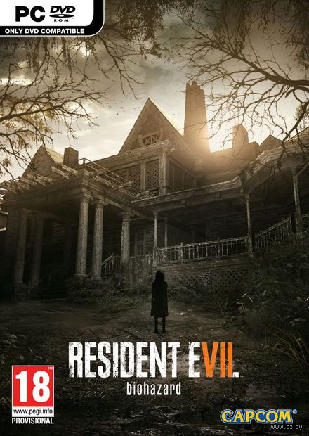 Цифровой ключ Resident Evil 7 biohazard