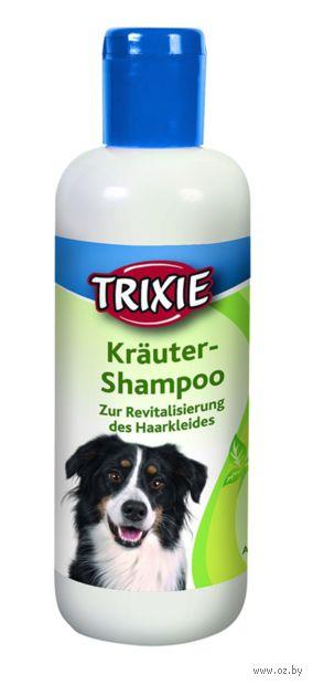 Шампунь для собак (250 мл; травяной) — фото, картинка