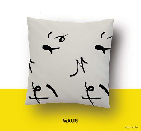 "Наволочка хлопковая ""Mauri"" (50x70 см) — фото, картинка"