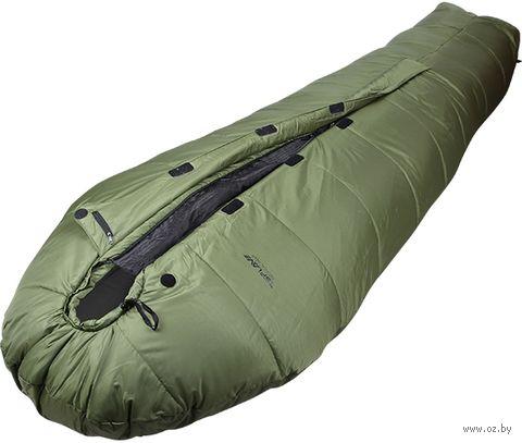 """Спальный мешок """"Combat 3"""" (240 см; оливковый) — фото, картинка"""