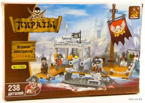 """Конструктор """"Пираты"""" (238 деталей) — фото, картинка"""