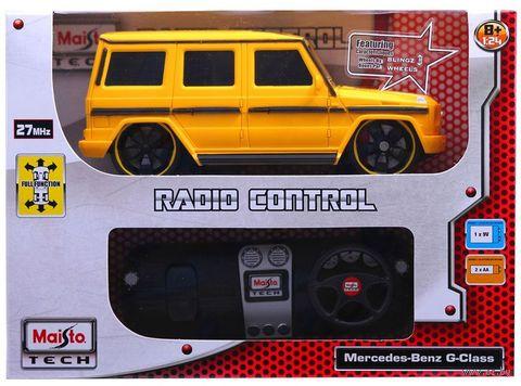 """Автомобиль на радиоуправлении """"Mercedes Benz G Class"""" (масштаб: 1/24) — фото, картинка"""