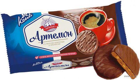 """Печенье глазированное """"Артемон"""" (270 г) — фото, картинка"""