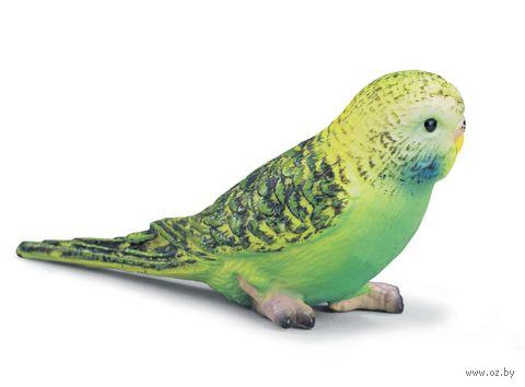 """Фигурка """"Волнистый попугайчик"""" (3,5 см)"""