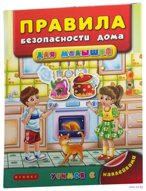 Правила безопасности дома для малышей. Яна Воронкова