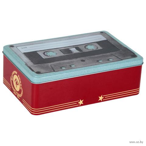 """Подарочный набор """"Аудиокассета"""" (арт. 37808) — фото, картинка"""