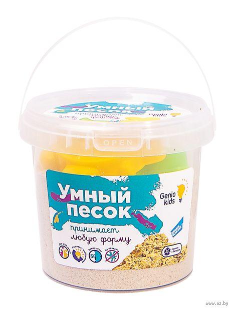 """Набор для лепки из песка """"Умный песок"""" (1 кг; арт. SSR10) — фото, картинка"""