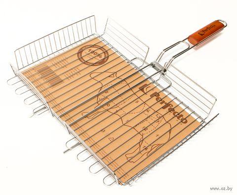Решетка-гриль (41x28 см) — фото, картинка