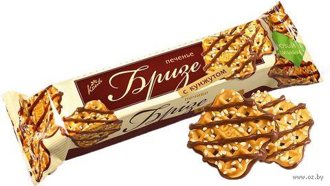 "Печенье сахарное ""Бризе. С кунжутом"" (150 г) — фото, картинка"