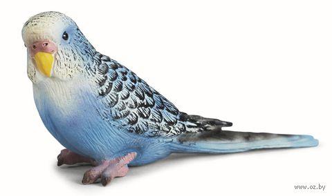 """Фигурка """"Волнистый попугай"""" (3,5 см)"""