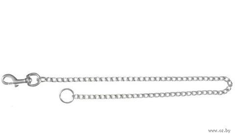 "Ошейник-цепочка с карабином для собак ""TRIXIE"" (80 см, арт. 21962)"