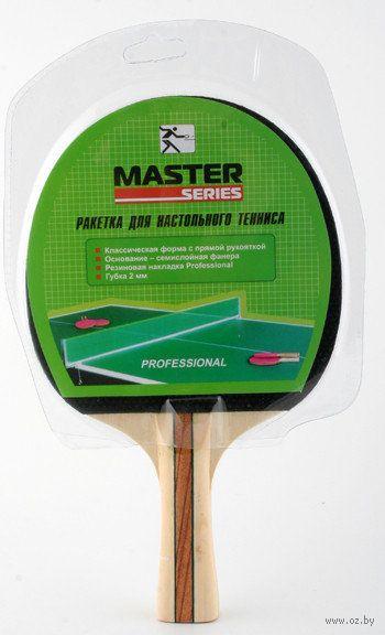 Ракетка для игры в настольный теннис (арт. Т9640)