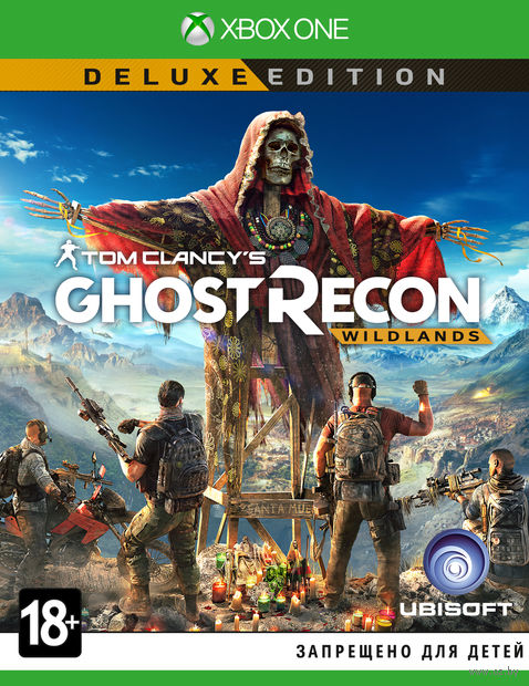 Tom Clancy's Ghost Recon: Wildlands. Deluxe Edition (Xbox One)