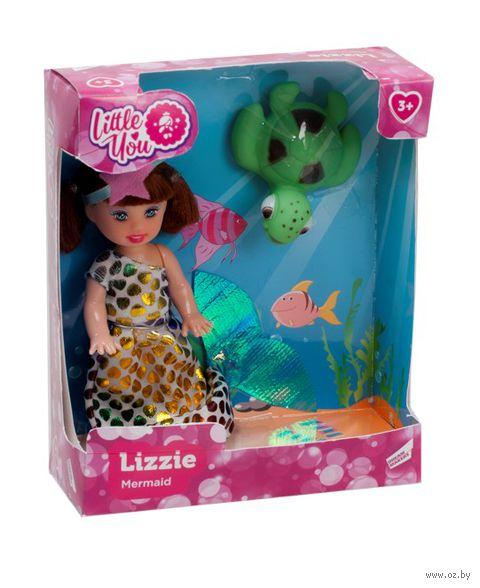 "Кукла ""Лиза-маленькая русалка"" (10 см)"