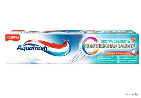 """Зубная паста """"Комплексная защита. Экстра Свежесть"""" (100 мл) — фото, картинка"""