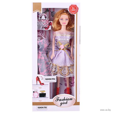 """Кукла """"Fashion Girl"""" — фото, картинка"""