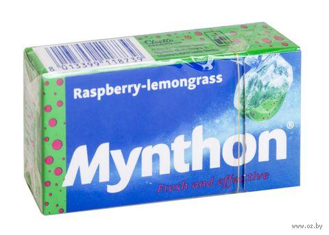 "Леденцы ""Mynthon. Малина-лемонграсс"" (31 г) — фото, картинка"