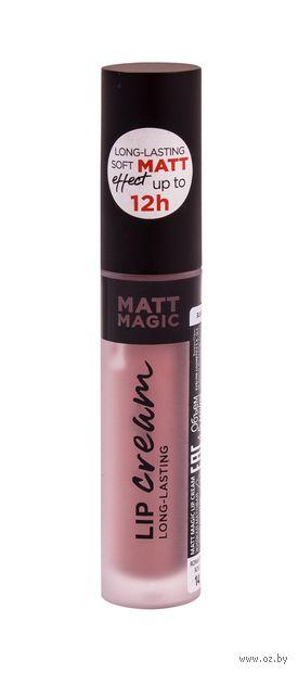 """Жидкая помада для губ """"Matt Magic Lip Cream"""" тон: 14 — фото, картинка"""