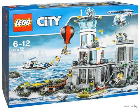 """LEGO City """"Остров-тюрьма"""" — фото, картинка"""