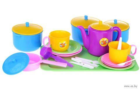 """Набор детской посуды """"Обед"""" — фото, картинка"""