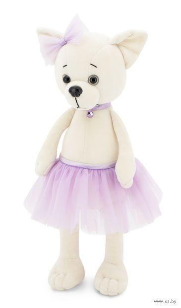 "Мягкая игрушка ""Lucky Lili. Фиалка"" (25 см) — фото, картинка"