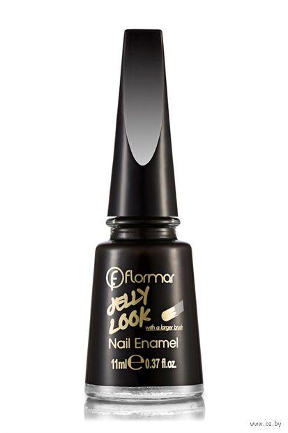 """Лак для ногтей """"Jelly Look Nail Enamel"""" (тон: 15, maroon) — фото, картинка"""