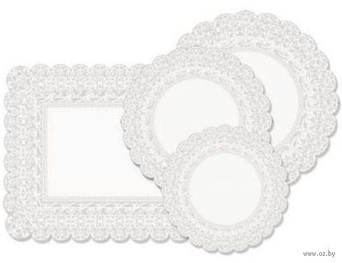 Набор декоративных салфеток под торт (8 шт; арт. WLT-2104-1176)