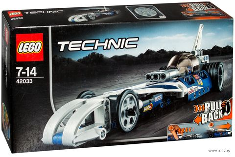 """LEGO Technic """"Рекордсмен"""""""