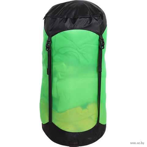 Мешок компрессионный (18х40 см; зелёный) — фото, картинка