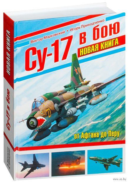 Су-17 в бою. Виктор Марковский, Игорь Приходченко
