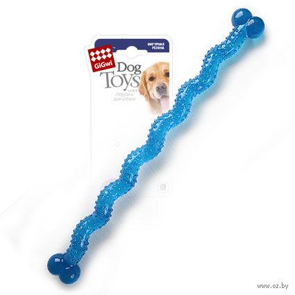 """Игрушка для собак """"Резиновая косточка"""" (48 см)"""