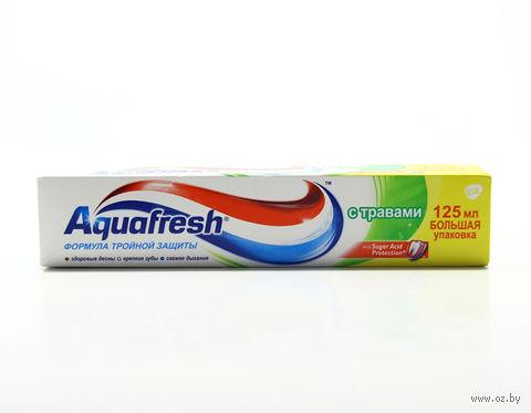 "Зубная паста ""С травами"" (125 мл) — фото, картинка"
