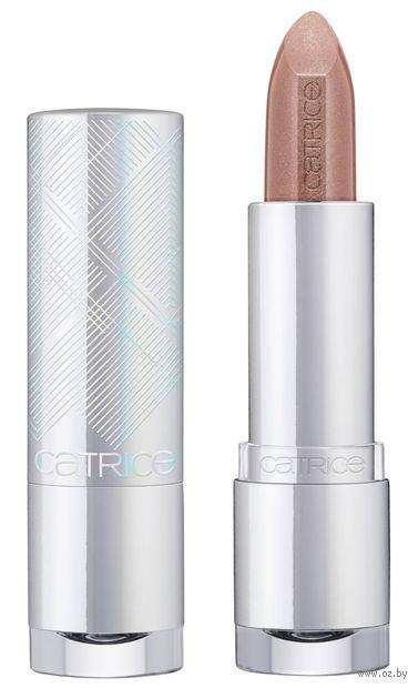 "Помада для губ ""Prisma Chrome Lipstick"" (тон: 010, good nudes) — фото, картинка"