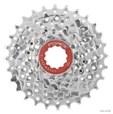 Кассета для велосипеда (8 скоростей; звёзды 11-28) — фото, картинка