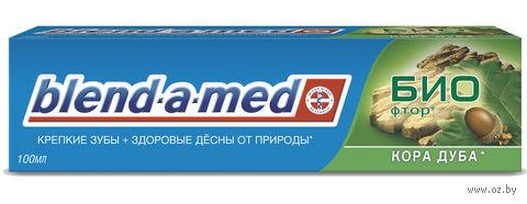 """Зубная паста """"Кора дуба"""" (100 мл)"""