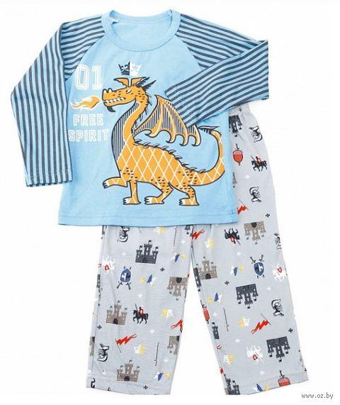 """Пижама детская """"563307"""" — фото, картинка"""