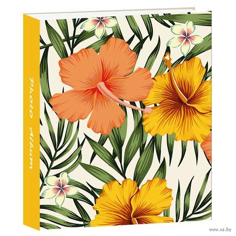 "Фотоальбом ""Flower gift"" (200 фотографий; 10x15 см; арт. 77313) — фото, картинка"