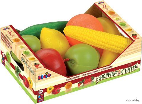 """Игровой набор """"Овощи и фрукты"""" — фото, картинка"""