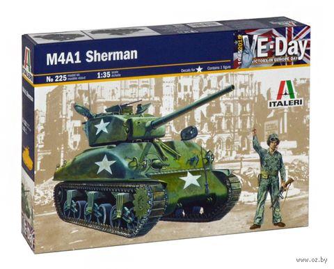 "Средний танк ""Sherman M4 A1"" (масштаб: 1/35) — фото, картинка"
