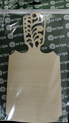 "Заготовка деревянная ""Доска разделочная"" (275х140 мм)"