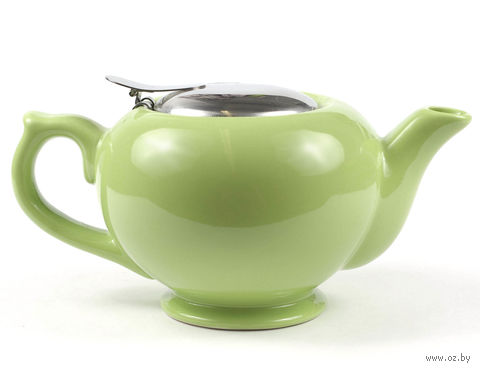 Чайник заварочный керамический с ситом (450 мл; арт. FJH10038-A155)